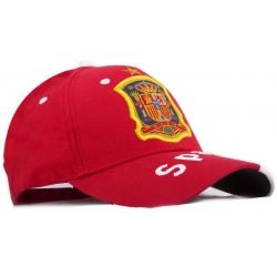 (Красный/Золотой) Бейсболки Испании
