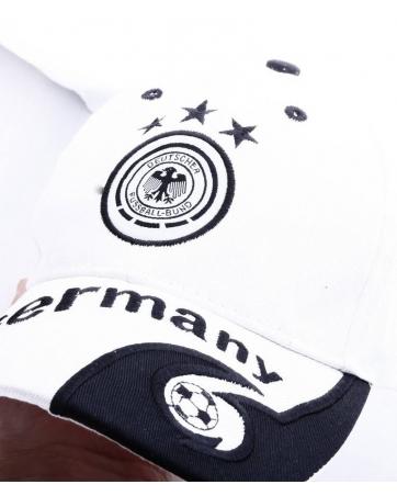 (Белый/Черный) Кепки Сборной Германии Germany