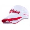 Кепки титлейст гольф (Белый/Красный)