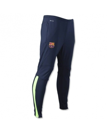 Тренировочные штаны барселоны зауженные 2015