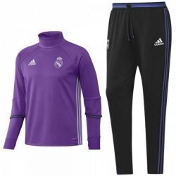 Тренировочный костюм реал мадрид фиолетовый 2016 2017