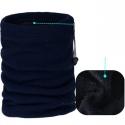 темно синий шарф горловик купить недорого