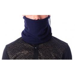 темно синий шарф горловик купить