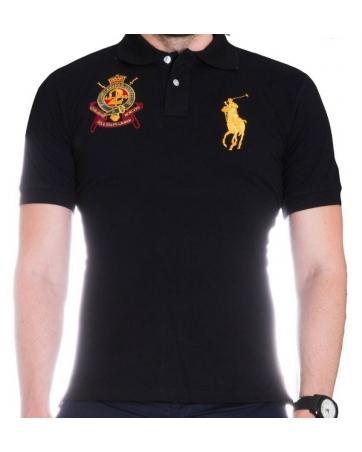 Мужскую футболку поло