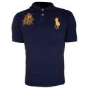 футболка поло мужская темно синий Polo Ralph Lauren оригинал