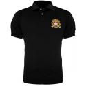 футболки поло фирменные черные