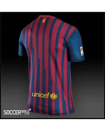 форма барслеоны FC BARCELONA домашняя комплект 2011-2012 - NIKE