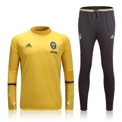 Водолазкой тренировочные костюмы UEFA ювентус 2017 2018 желтый