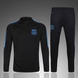 Тренировочный костюм барселоны 2017 2016 черный