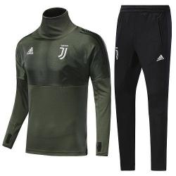 Водолазкой тренировочные костюмы UEFA ювентус uefa милитари