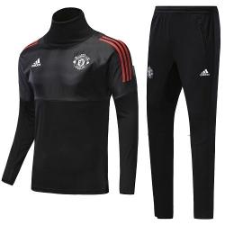 Детские спортивные костюмы UEFA Manchester United красный
