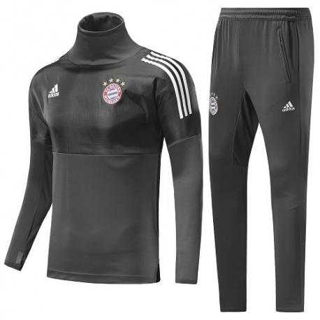 Детские спортивные костюмы баварии мюнхен uefa серый