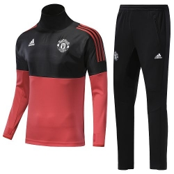 Детские спортивные костюмы UEFA Манчестер юнайтед красный