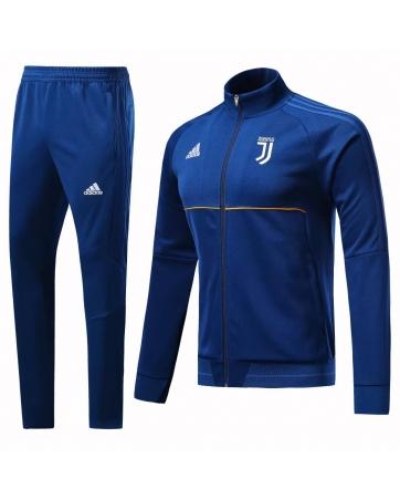 Спортивный костюмы juventus 2017 2018 темно синий
