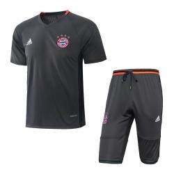 Тренировочный костюм Баварии мюнхен темно серый