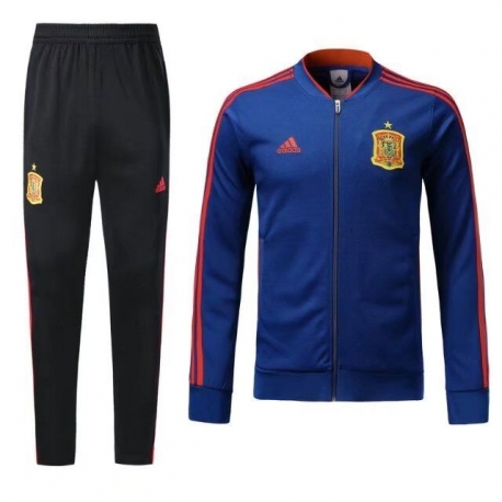 спортивные костюмы испании 2018 2019