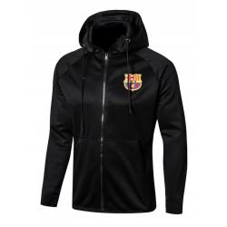 Куртки олимпийки барселоны черная