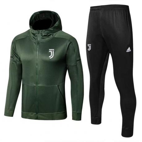cпортивные костюмы с капюшоном Ювентус 2018