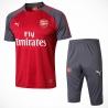 Тренировочный костюм Арсенал 2018 2019 красный