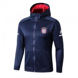Олимпийка куртка Баварии мюнхен темно синий