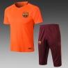 Тренировочный костюм барселона 2018 2019 оранжевая рыжая