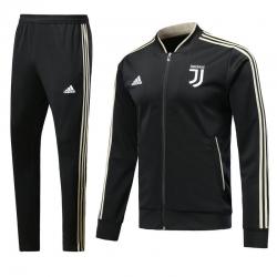 Спортивный костюм Ювентус черный синий