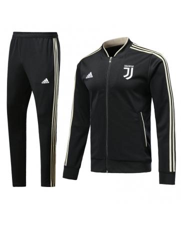 Парадные спортивные костюмы ювентус черный