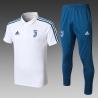 Футбольный костюм Ювентус белый графитовый