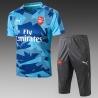 Футбольный костюм Арсенал синий