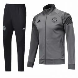 Спортивные костюмы  баварии 2018 2019 серый
