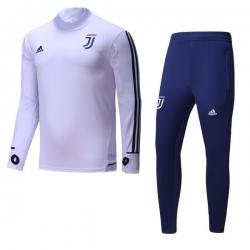 Juventus детский тренеровочный костюм белый 2018 2017