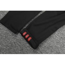 Манчестер юнайтед детский тренеровочный костюм черный 2018 2017