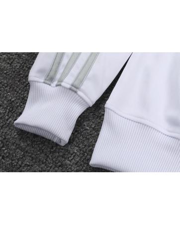 Реал мадрид детский тренеровочный костюм белый 2018 2017