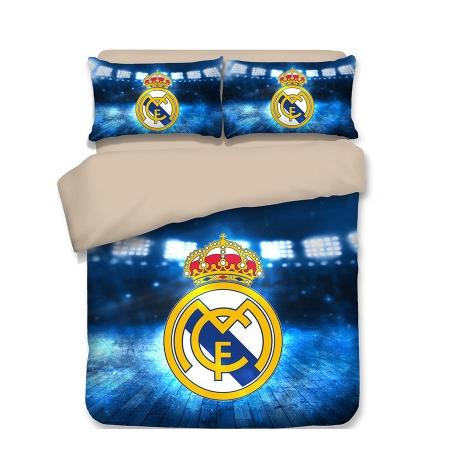 Постельное белье Real madrid 2018 2019 синий