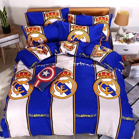 Постельное белье Реал Мадрид 2018 2019 флаг