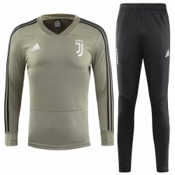 Детский костюмы ювентус Juventus Ronaldo 2018 2019 горчичный