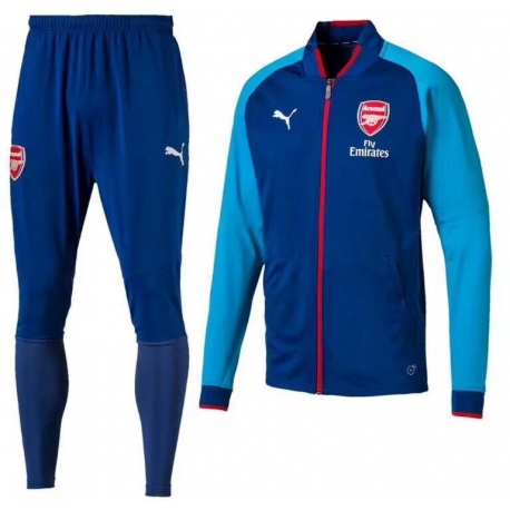 Спортивный костюм арсенал 2018 2019 синий
