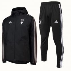 Спортивный костюм Ювентус juvenuts черный