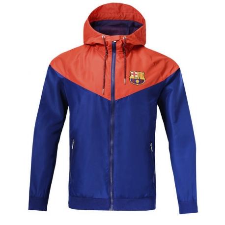 Куртки олимпийки барселоны 2018 2019 синяя