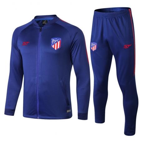 Cпортивный костюм атлетико мадрид 2018 2019 синий