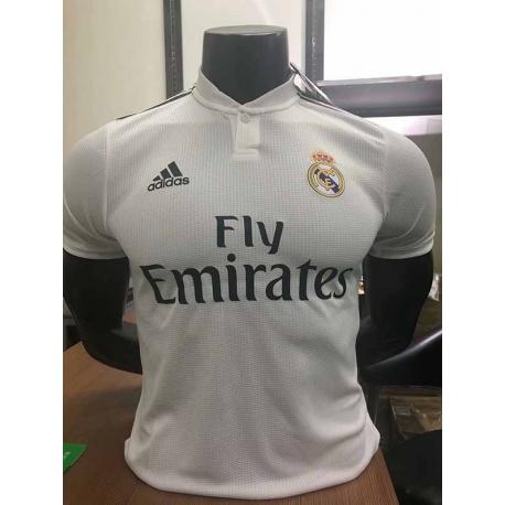 Новотехнологичная футболка Real Madrid