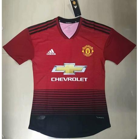 Новотехнологичная футболка Manchester united красные