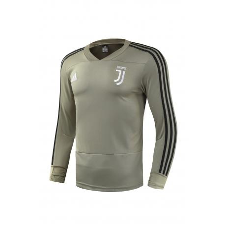 Толстовка свитер Juventus горчичный