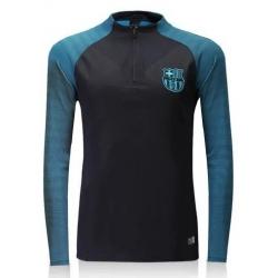 Тренеровочный свитер барселоны barcelona черный зеленый