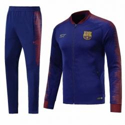 Спортивный костюм барселоны темно синий 2018 2019