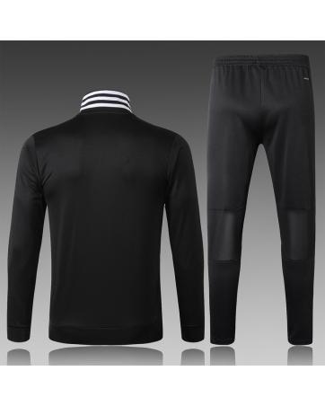 Спортивный костюм реал мадрид черный