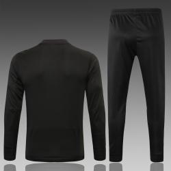 Детские тренировочные костюмы ювентус черный