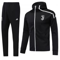Капюшоном спортивные костюмы ювентус2019 2018 черный