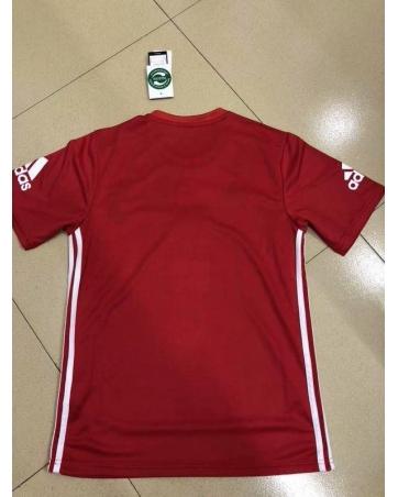 Новотехнологичная футболка ювентус home 2018-2019