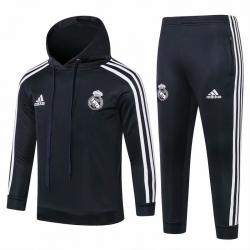 Детские Реал мадрид костюмы 2018 2019 черные